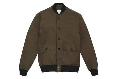 Bomber jacket by Private White VC