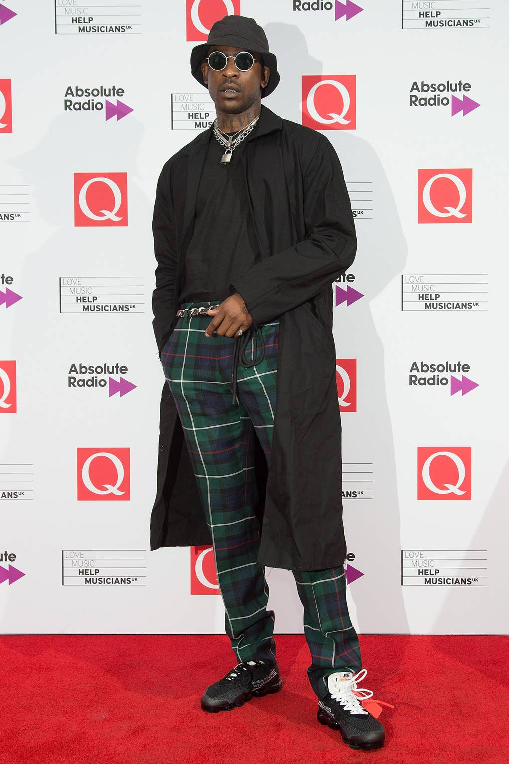 d513468100 10 strong Skepta style moments | British GQ