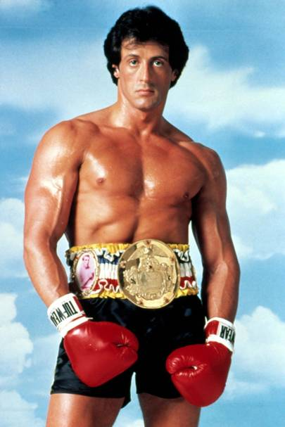 Halloween costume idea: Rocky Balboa
