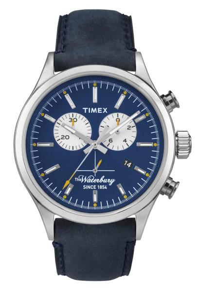 Timex 'Waterbury' Chronograph