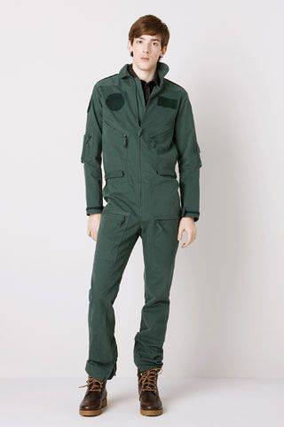 Jumpsuit by APC