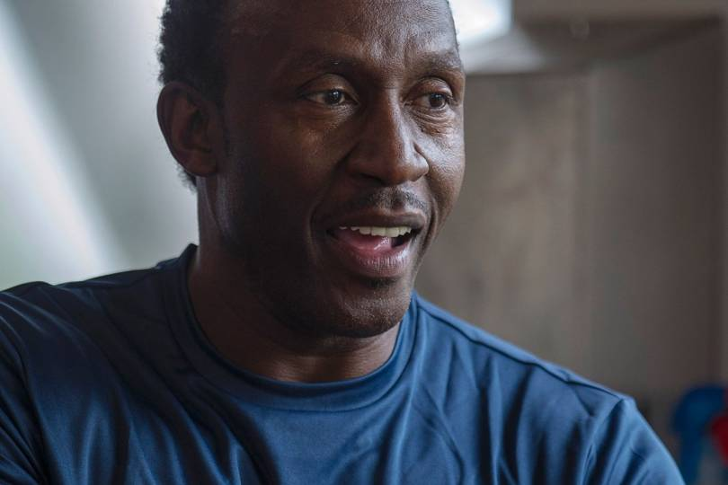 Linford Christie's Fat Loss Secrets Revealed