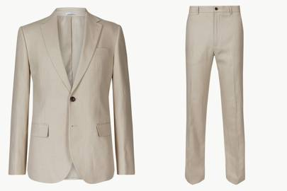 Wander suit by Reiss