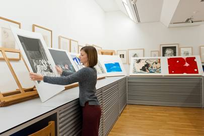 Ongoing: Prints and drawings room at Tate Britain