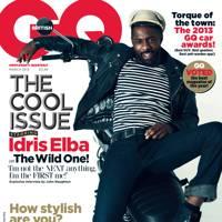 Idris Elba - March 2013