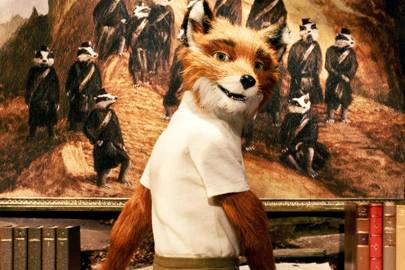 Last-minute Halloween costume: Mr Fox (Fantastic Mr Fox)