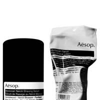 Aesop shaving duet