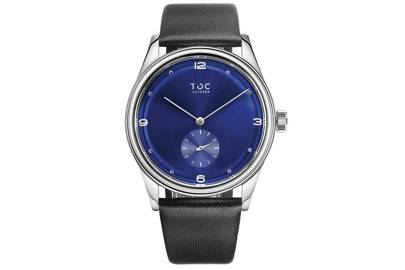 Ulysses Deep Blue by The Toc Watch