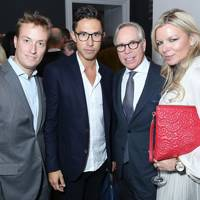Guest, Ed Tang, Tommy Hilfiger and Fru Tholstrup