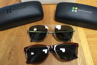 a994c6bdbe3 Enchroma glasses for colour blind people  they really work