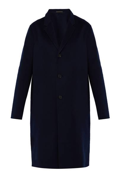 Chad wool and cashmere-blend overcoat by Acne Studios
