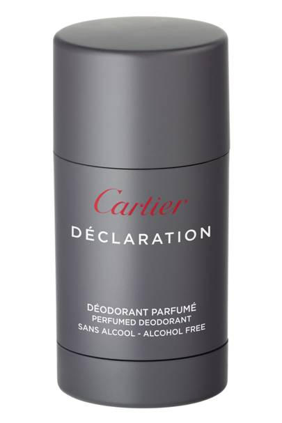 Deodrant stick by Cartier