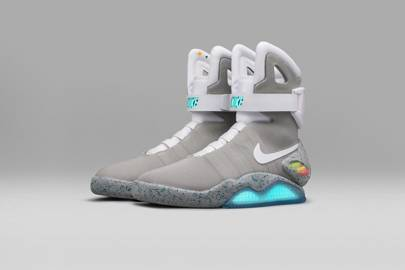 74277428959d Nike Mags  how to get a pair of Nike Mag sneakers and trainer review ...