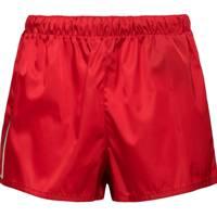 Gabardine shorts by Prada
