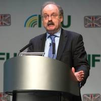 Law, science, medicine and academia: Sir Mark Walport
