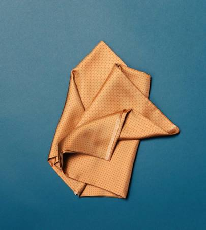 24. Husbands Paris pocket square