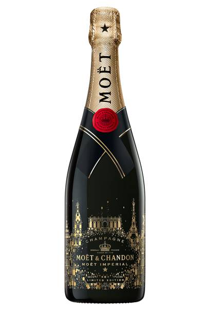 Moët, French Art-de-Vivre limited edition