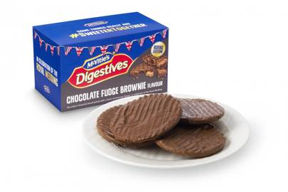 Digestive biscuits by McVitie's