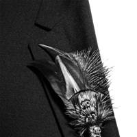 The lapel pin