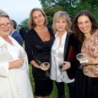 Josephine Ryan, Caroline Michel, Amanda Levette and Corisande Albert
