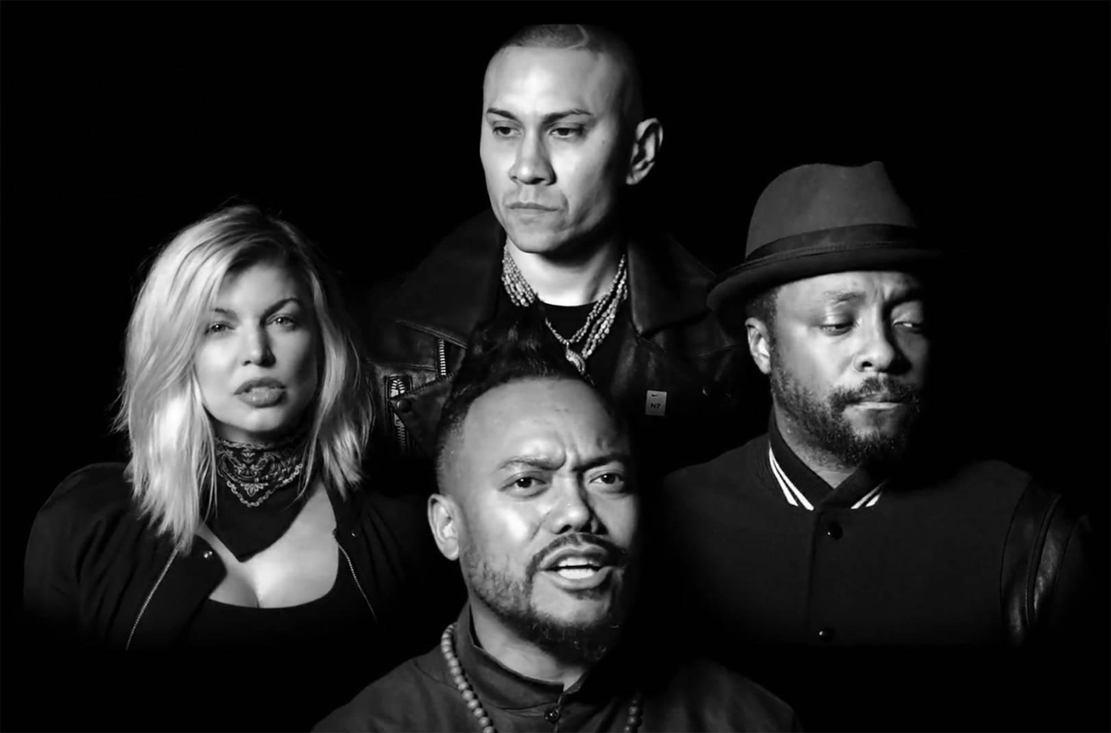 Песня The Black Eyed Peas - #WHERESTHELOVE