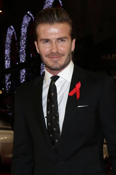 Sport: David Beckham
