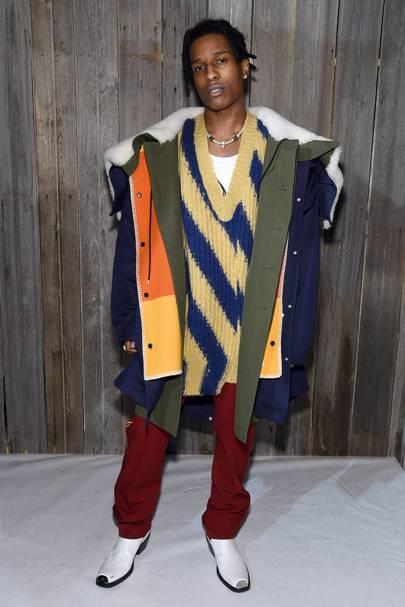 17. A$AP Rocky