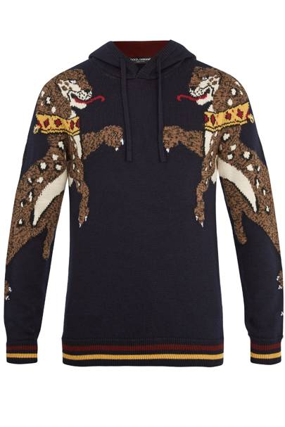 Hoodie by Dolce & Gabbana