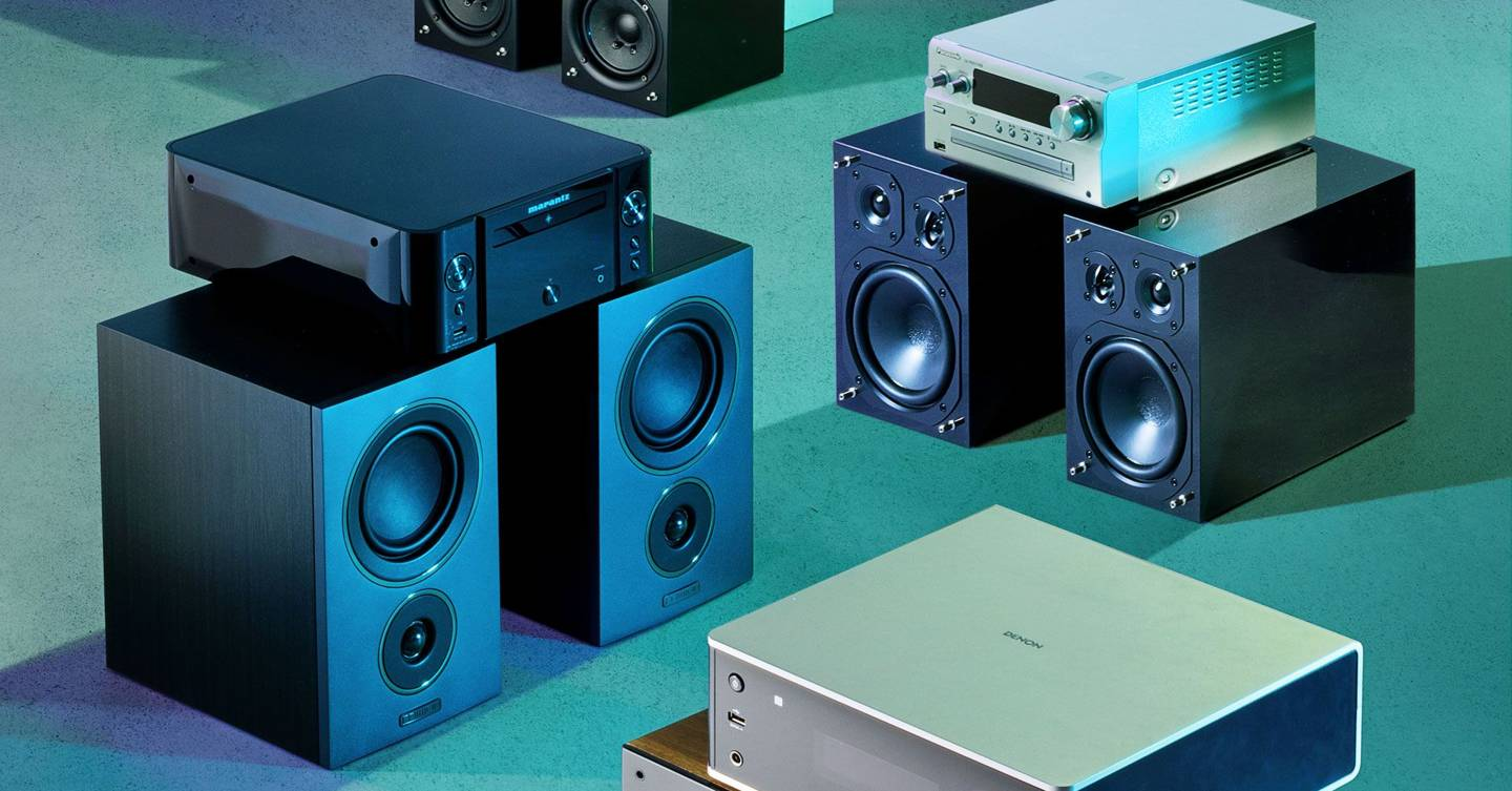 Hi Fi Mini Systems The Six Best You Can Buy Right Now