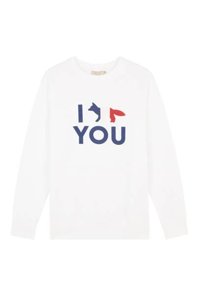 Sweatshirt by Maison Kitsune
