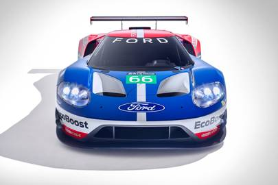 This Ford Gt Racer Makes F Cars Look Boring