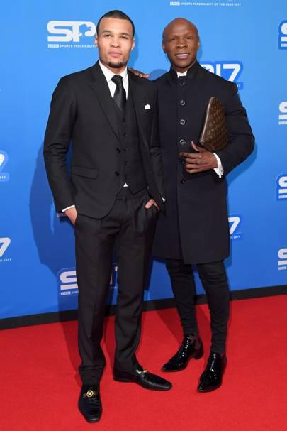 Chris Eubank Jr and Chris Eubank