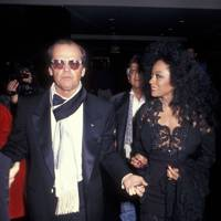 1991: Jack Nicholson and Diana Ross