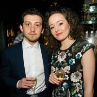 Craig Roberts and Elysia Welch