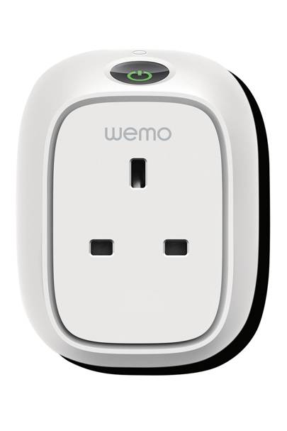 Best smart plug: WeMo Insight Switch by Belkin