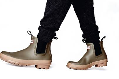56. Hunter Original Chelsea boots (The only wellies to wear to Hay)