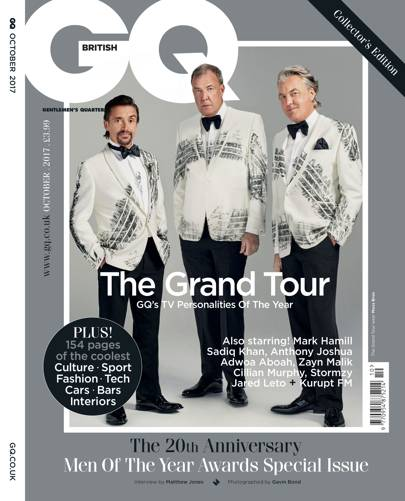 TV Personalities Of The Year: The Grand Tour