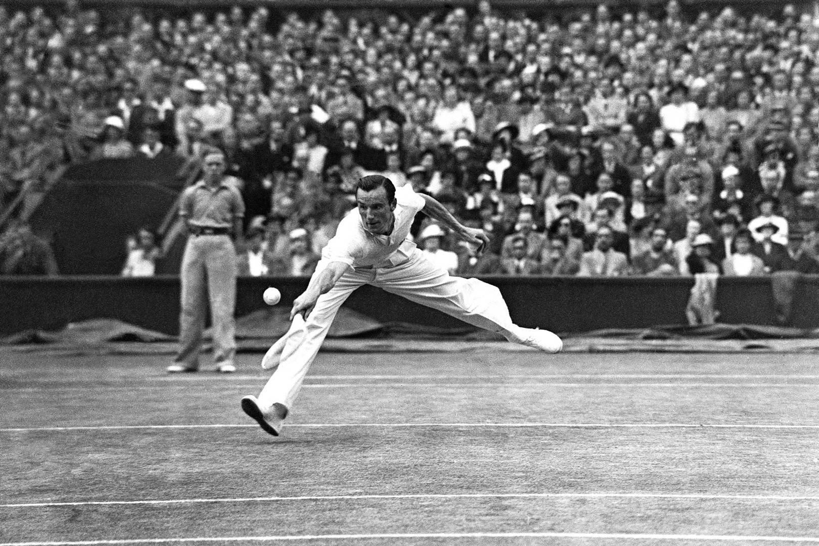 9fab6ca6f Wimbledon: Ten things you didn't know about Fred Perry | British GQ