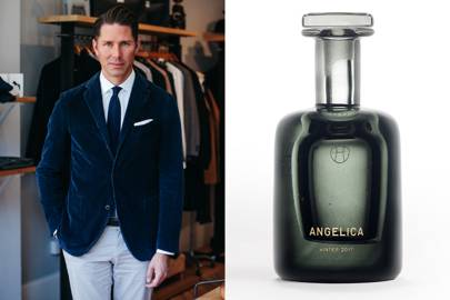 Mats Klingberg, found of Trunk Clothiers, picks Angelica by Perfumer H