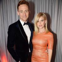 Alice Eve and Tom Hiddleston