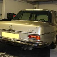 Mercedes W108 300SEL 6.3