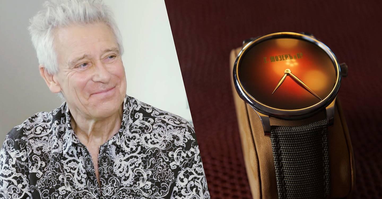 GQ talks watches with U2 bassist Adam Clayton
