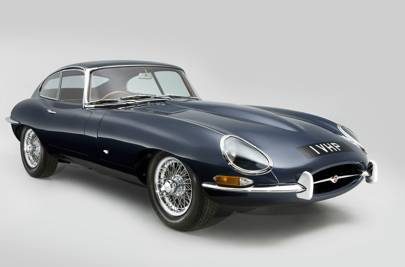 think classic car and most people will picture a series i e type everyone loves them and theyre even more beautiful today than they were in the sixtes