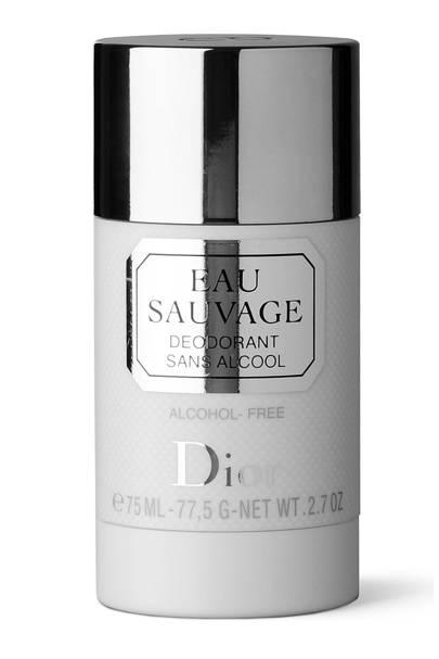 Eau Sauvage deodorant by Dior