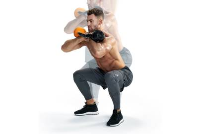 How to master the front rack deep squat