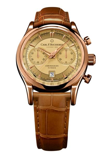 Carl F Bucherer