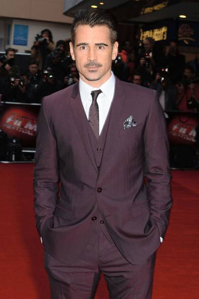 Colin Farrell, actor