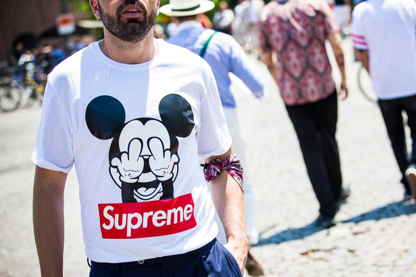 3f78b1a1 What the fashion industry thinks of Supreme | British GQ