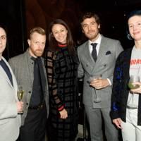 Matthew Miller, Sid Bryan, Caroline Rush, Robert Konjic and Cozette McCreery