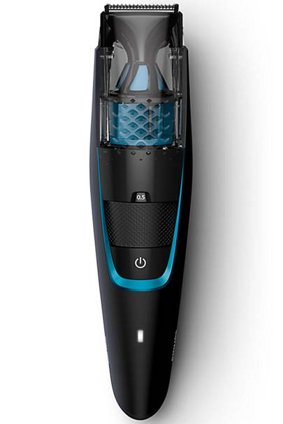Philips BT7202/13 Series 7000 vacuum beard trimmer